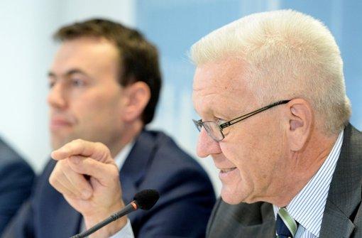 Ministerpräsident Kretschmann ist skeptisch