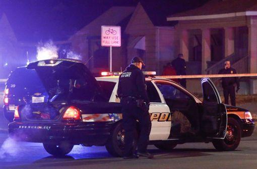 Polizei nimmt 25-Jährigen fest
