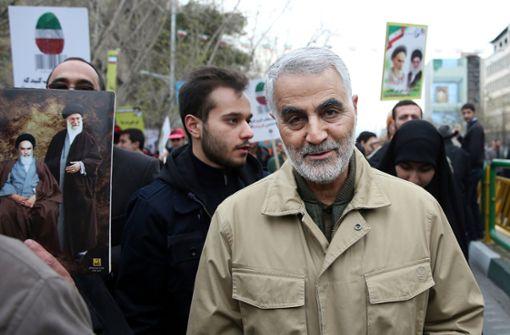 Tochter Soleimanis warnt Familien von US-Soldaten