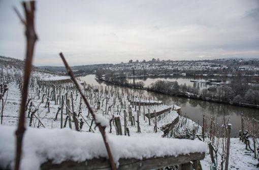 Eisige Temperaturen haben Stuttgart weiter fest im Griff