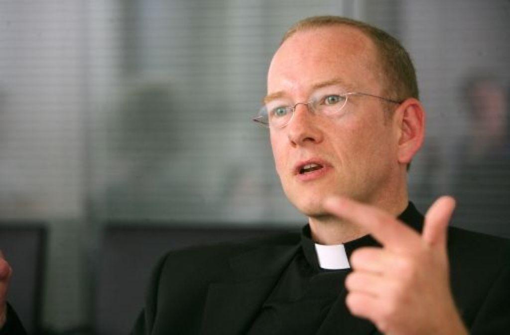 Neuer Stadtdekan Dr. Christian Hermes Foto: Achim Zweygarth