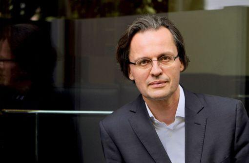 """Uniprofessor Bernhard Pörksen: """"Wir Menschen sind Nähewesen"""""""