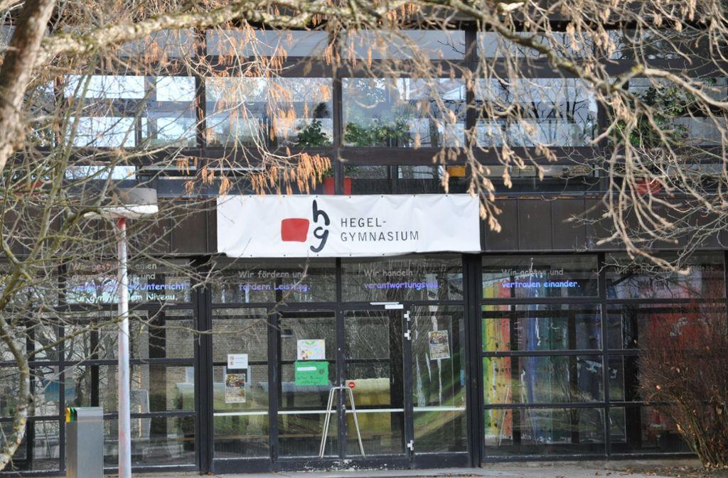 Das Hegel-Gymnasium und das Fanny-Leicht-Gymnasium verzeichnen etwa drei bis fünf Schüler pro Schuljahr, die auf eine andere Schulart wechseln. Foto: Claudia Leihenseder