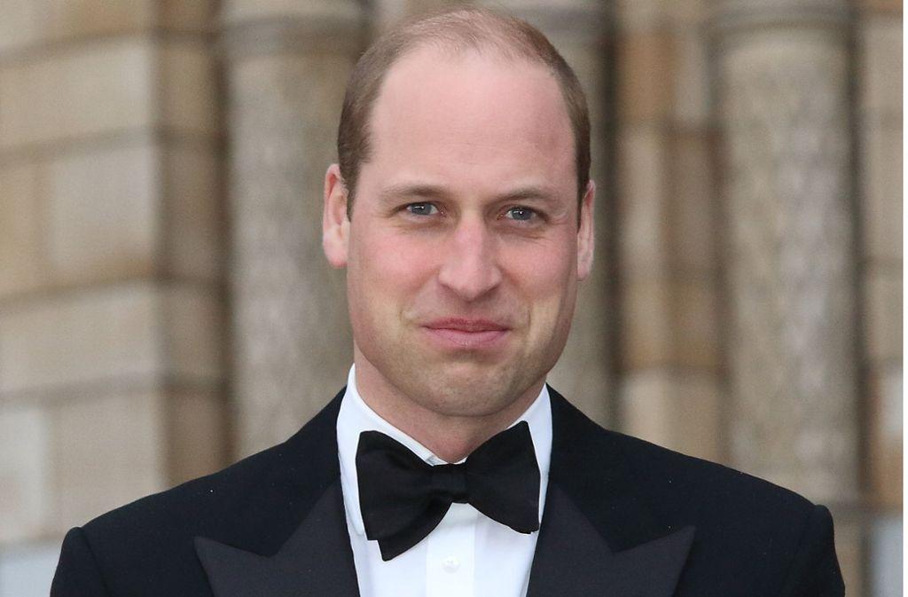 Der Thronfolger im Geheimdienst Ihrer Majestät. Foto: SOPA Images via ZUMA Wire