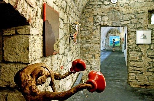 Ausstellungsrekord: 84 Werke im MIK