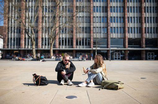 Freiburg erlässt Betretungsverbot für öffentliche Orte