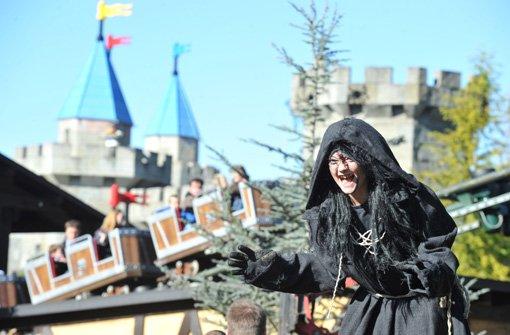 Das Legoland Deutschland feiert Halloween
