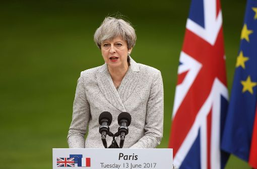 May verkündet möglichen Start für Verhandlungen