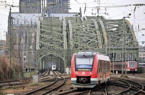Das  Brückendebakel der Bahn
