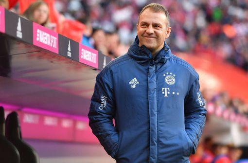 Hansi Flick verlängert beim deutschen Rekordmeister