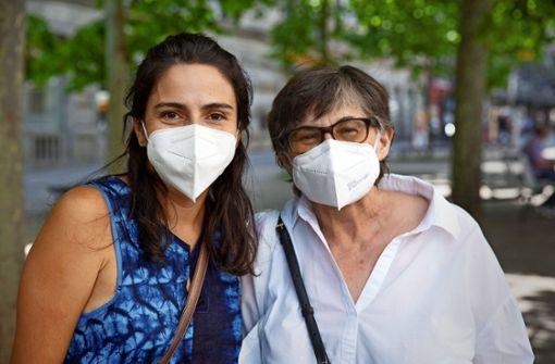 Das sagen Eltern und Großeltern zur Lockerung der Maskenpflicht an den Schulen