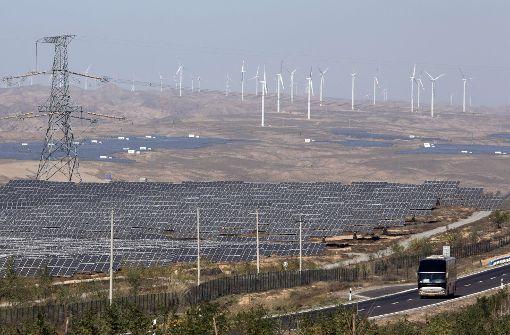 Verdoppelung der weltweiten Klimainvestitionen notwendig