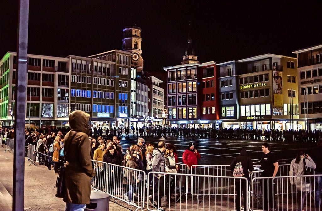 Die Lange Nacht der Museen in Stuttgart war bereits abgesagt worden. (Archivbild) Foto: Max Kovalenko/Max Kovalenko