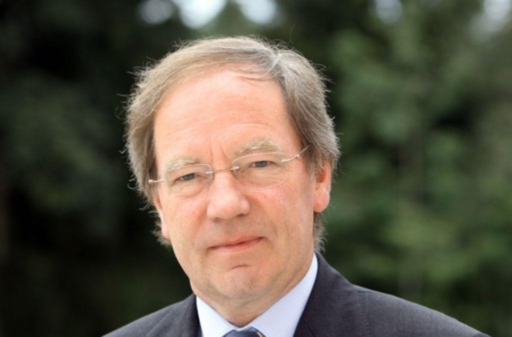 Der Rothaus-Chef Thomas Schäuble ist im Alter von 64 Jahren gestorben. Foto: dpa