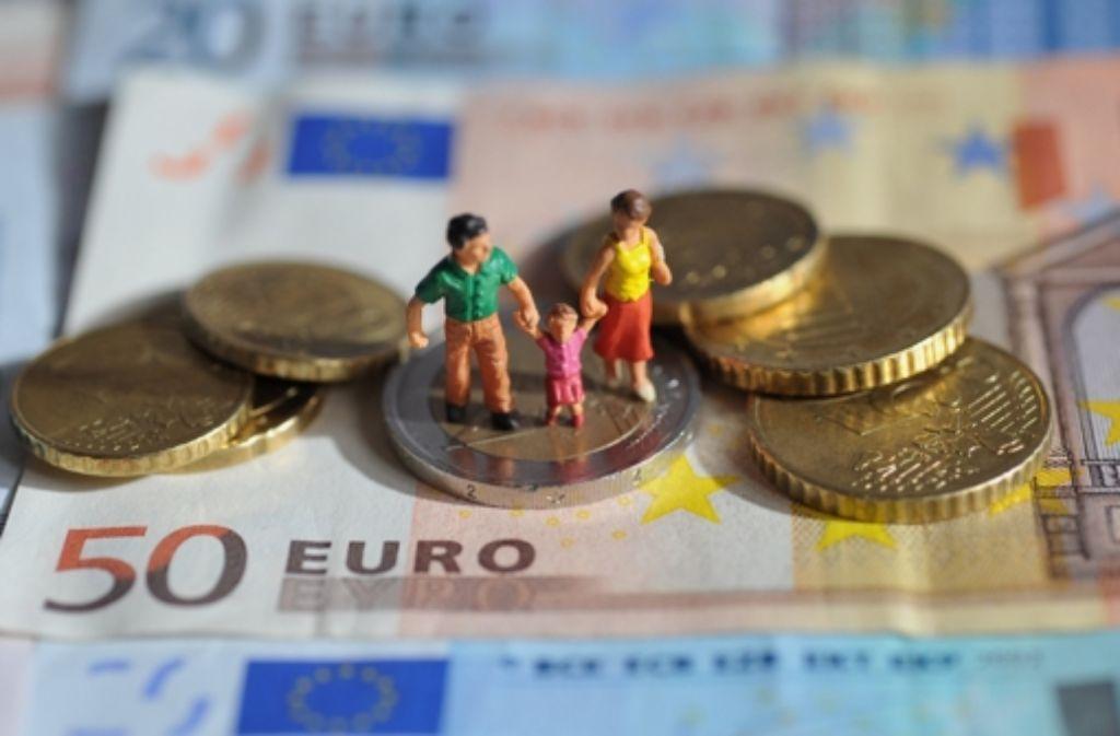 Das ElterngeldPlus kommt. Das Bundeskabinett hat einen entsprechenden Gesetzentwurf beschlossen. Foto: dpa