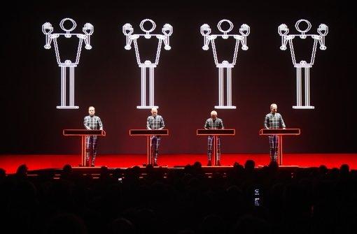 Kraftwerk geben Extra-Konzert
