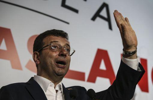 AKP erhebt Einspruch gegen Niederlage in Istanbul