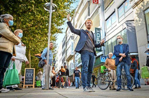 Rockenbauch fordert Abkehr von autogerechter Stadt