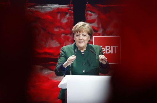 Merkel fordert Ende der Nazi-Vergleiche