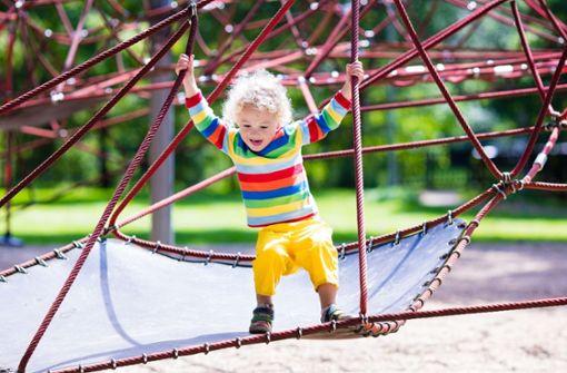 Auf diesen Spielplätzen im Osten und Cannstatt spielen Kinder gerne