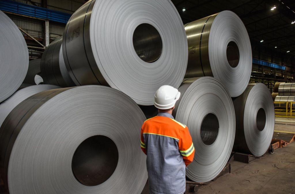 Die US-Strafzölle könnten auch europäische Unternehmen treffen. Die EU bemüht sich um Deeskalation. Foto: dpa