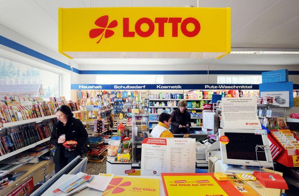 In den Lotto-Annahmestellen verursachte die neue Geo-Lotterie Logeo wegen des hohen Erklärungsbedarfs viel Verdruss. Foto: dpa