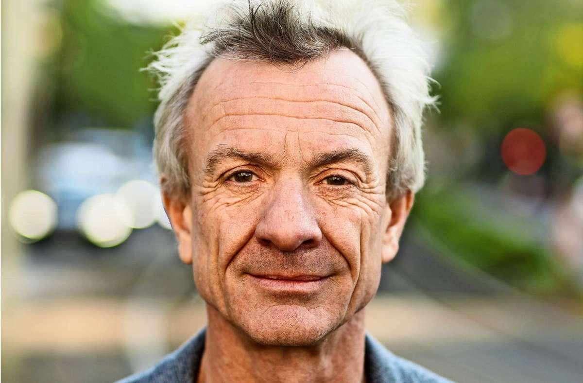 Der IBA-Chef Andreas Hofer Foto: IBA'27 / Sven Weber