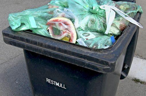 Falscher Chip: 75000 Mülltonnen müssen weg
