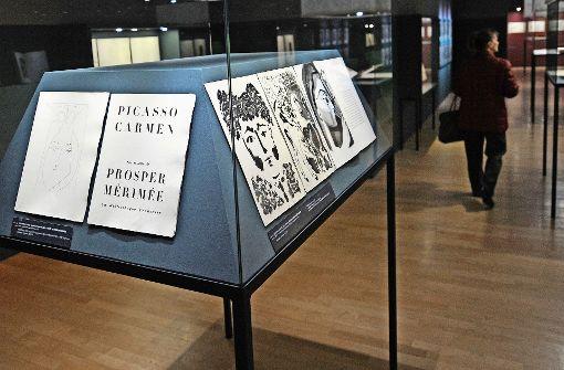 Kunsthalle zeigt Künstlerbücher von Picasso