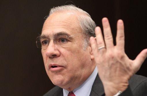 OECD fordert größere Euro-Rettungsschirme