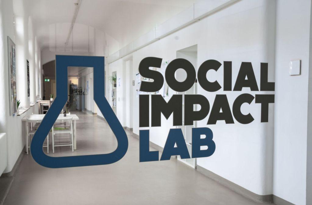 Das Social Impact Lab in Stuttgart will Sozialunternehmer fördern. Foto: Social Impact Lab