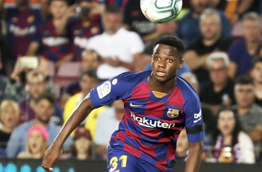 Der nächste Messi? Wie Ansu Fati Barça verzaubert