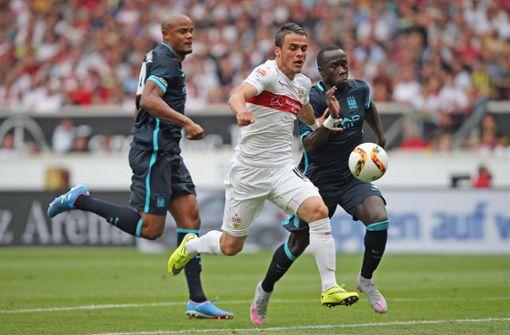 Der VfB Stuttgart und die Generalprobe