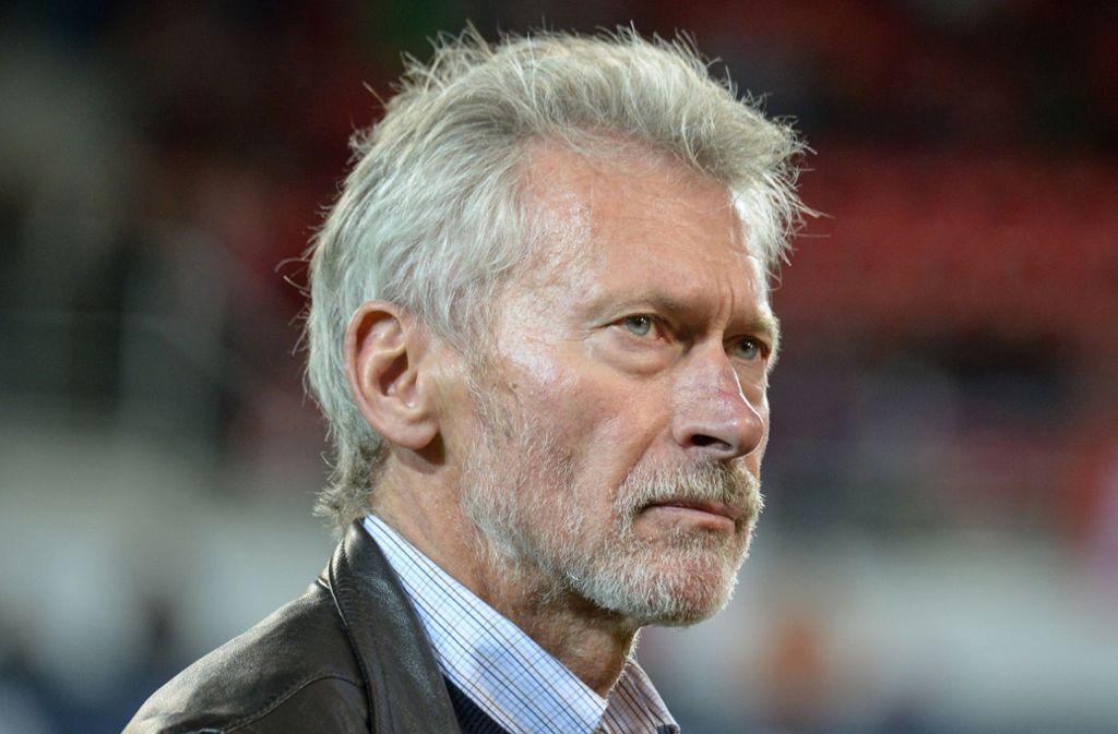 Paul Breitner: Dem Weltmeister von 1974 stieß vor allem der Auftritt seines Freundes Uli Hoeneß am vergangenen Freitag sauer auf. Foto: dpa