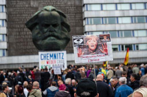 Chemnitz ist nicht Weimar