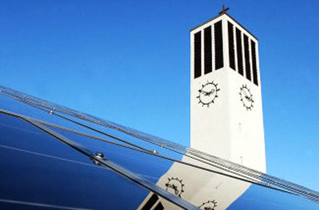 Die Möhringer Kirchengemeinde St. Hedwig hat 2002 die Sonne angezapft. Foto: Heiss