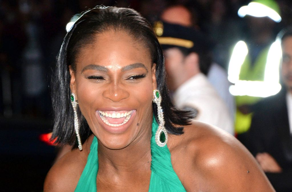 Serena Williams ist zum ersten Mal Mutter geworden. Foto: PA Wire