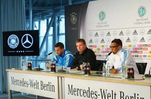 DFB-Team will Ausrufezeichen setzen