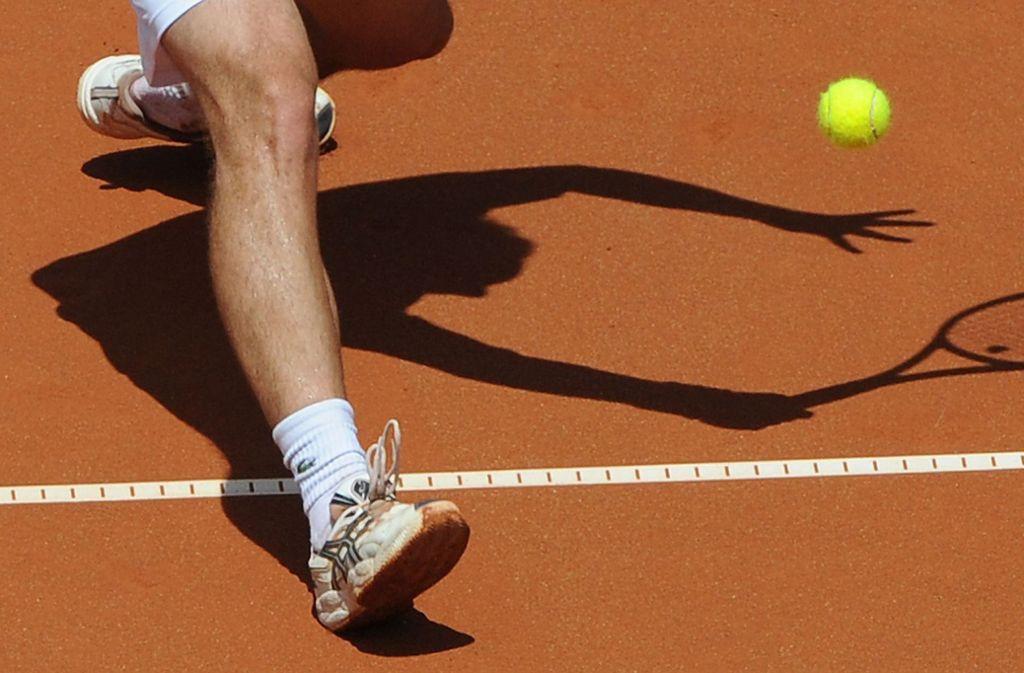 Die spanische Polizei ermittelt gegen 28 Tennisspieler wegen Manipulationsverdacht. Foto: dpa