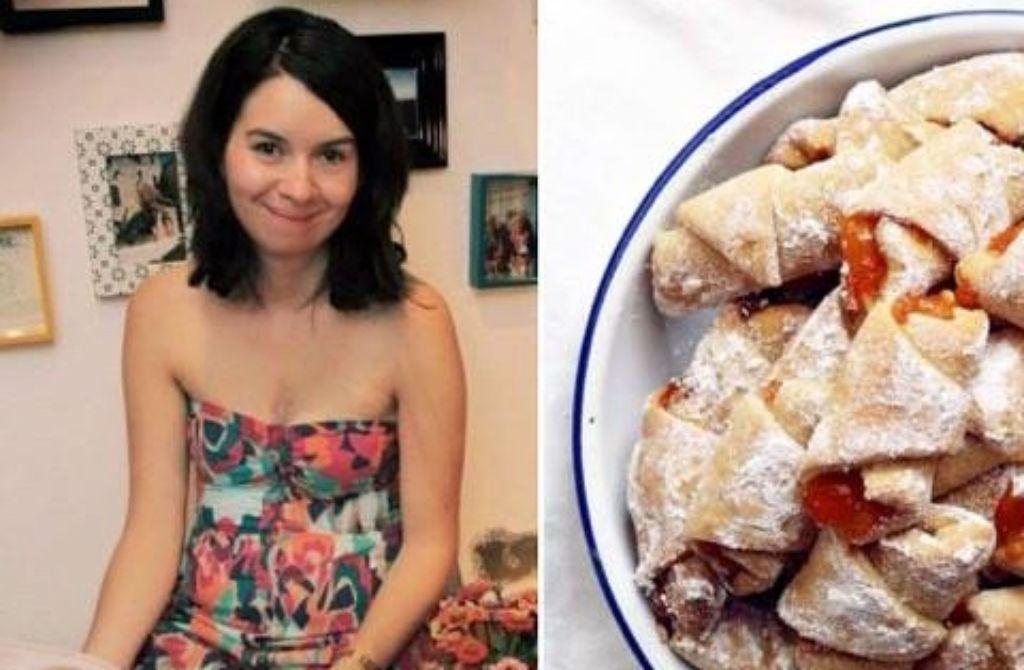 Für ihren Food-Blog The whitest cake alive backt Sonja Lukenda leidenschaftlich gern süße Spezialitäten. Foto: Sonja Lukenda