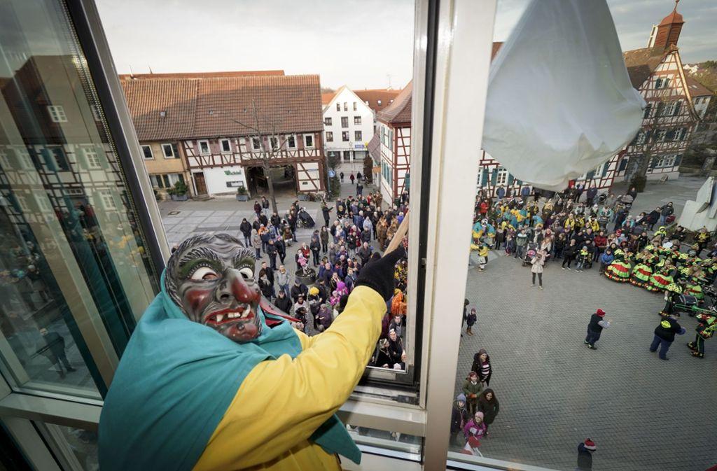 Die Hexen haben die Macht übernommen. Foto: factum/Jürgen Bach