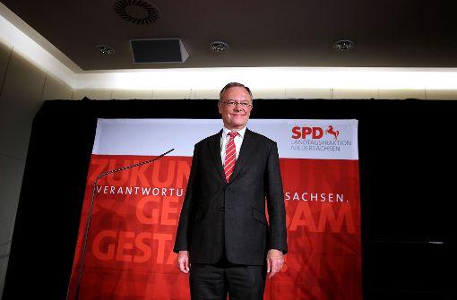 Die SPD ist sturmfest – die CDU wankt