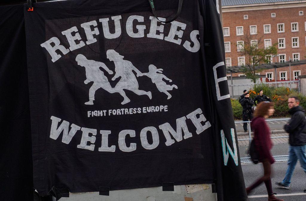 Der Anfangseuphorie folgt vor Ort, bei den Freundeskreisen für Flüchtlinge, die Ernüchterung. Foto: dpa