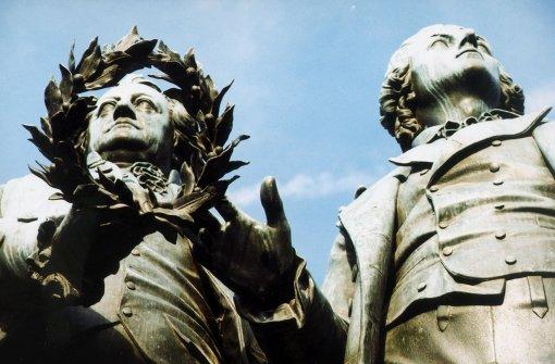 """""""Wir wollen die Kulturnation – Beethoven, Goethe, Schiller"""""""