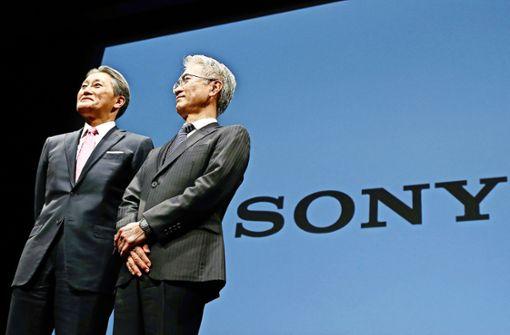 Neuer Sony-Chef setzt auf Roboter
