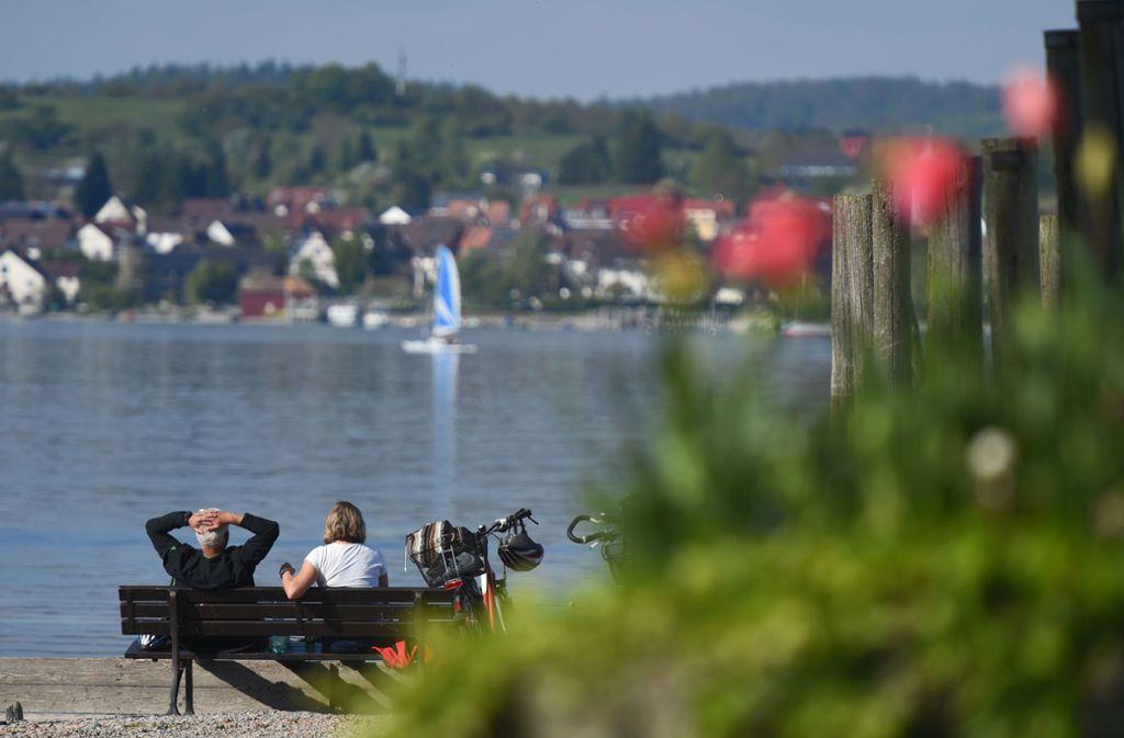 Der Tourismus im Land, hier die Insel Reichenau, boomt – doch darf man sich deshalb zurücklehnen? Foto: dpa