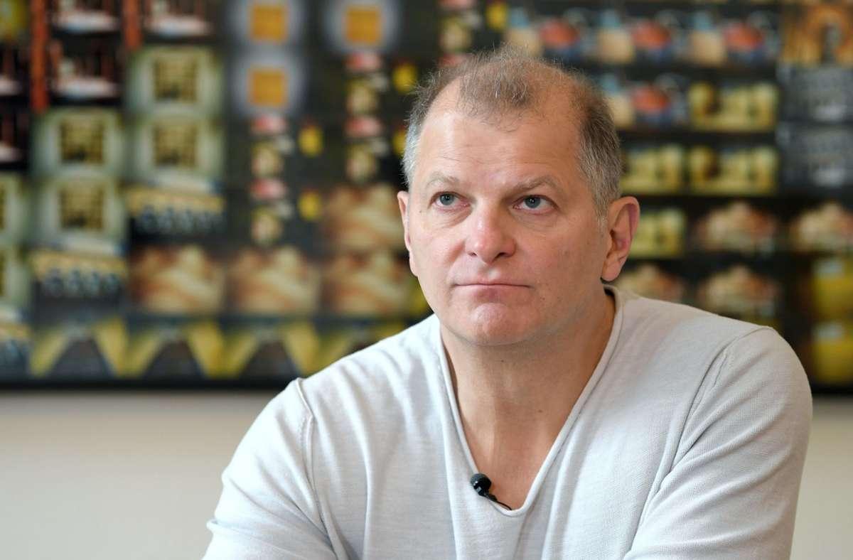 Martin Kusej sieht Extreme in zwei Richtungen. Foto: dpa/Roland Schlager