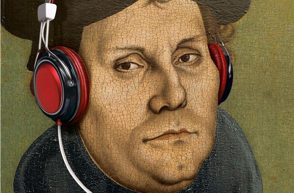 Im Schwanen in Waiblingen wird eine Luther-Ausstellung eröffnet. Foto: Schwanen