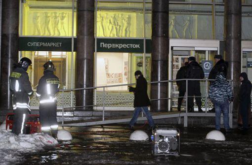 Viele Verletzte nach Bombenexplosion