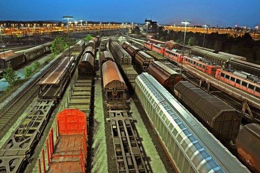 Bahn will im Güterverkehr 2600 Stellen streichen